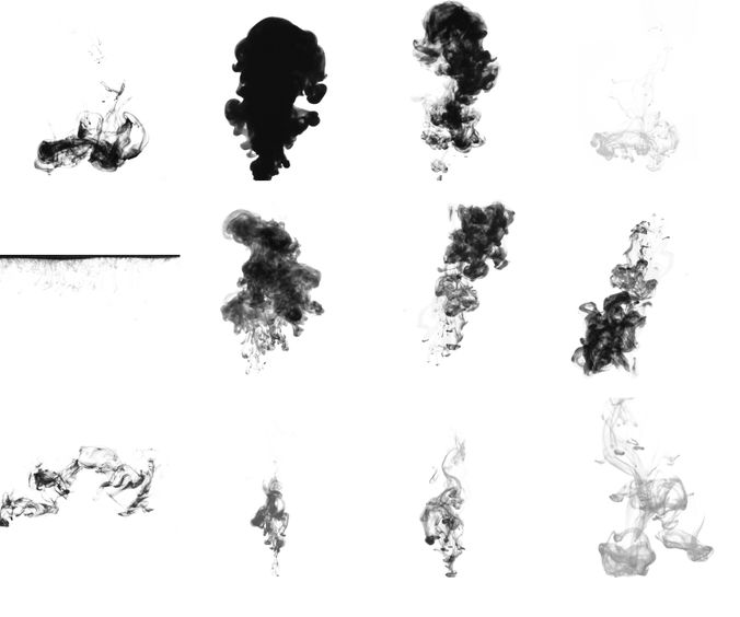 13 Smoke & Inks brushes