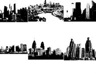 Skyline Photoshop Brushes