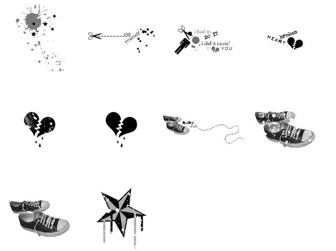 10 Urban Brushes