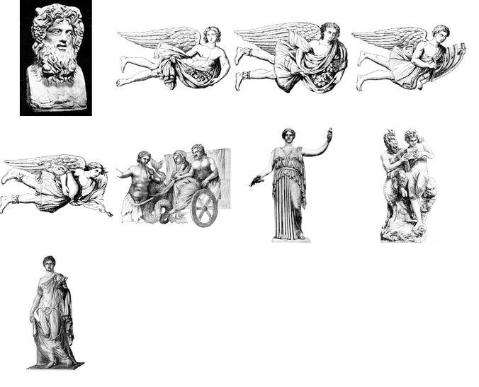 Mythology Vol. I