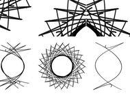 Circle Abstract Brushes
