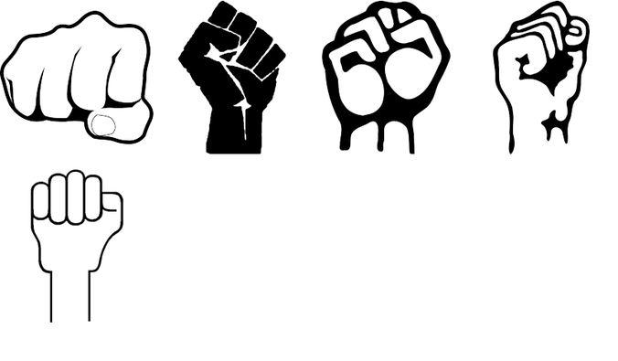Fist Brushes
