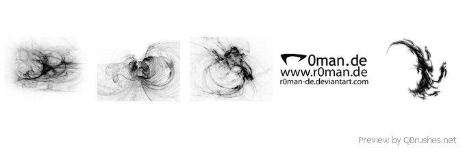 Abstract Brushset III