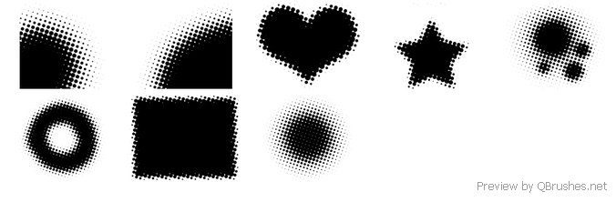 Halftone Brush