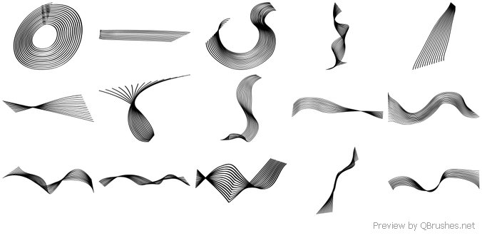 Spiral Brush Set