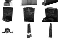 Graveyard brushes