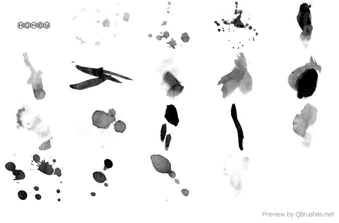 Sumi Ink Brushes