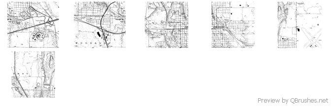 Map Brushes