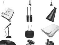 Electronic objects brush