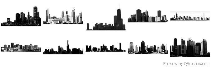 Cityscape and skyline