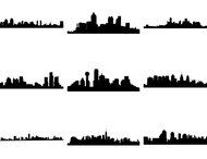Famous City Skylines