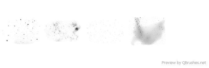 brushes of star fields