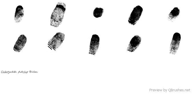 Fingerprint Brush