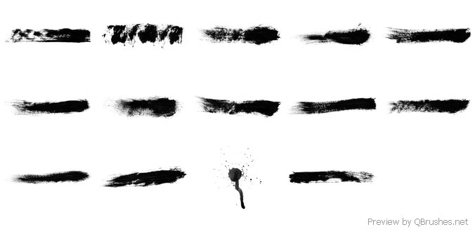 Rough and Grungy Brushes