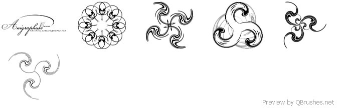 Anigraphuse Curves