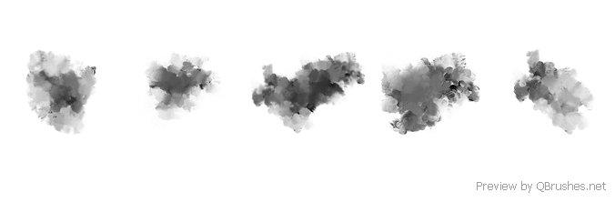 Volcanic  Brushes