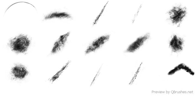 Kinetic Brushe