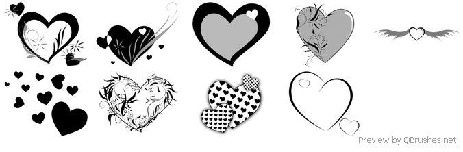 Hearts by hawksmont