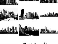 29 Free skyline brushes