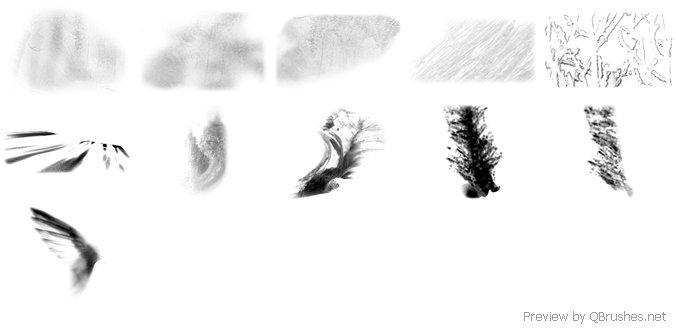 Winter brushes