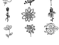 Hand-drawn Ornaments