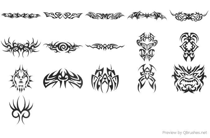 Tattoo brush