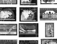 Stamps from Canada