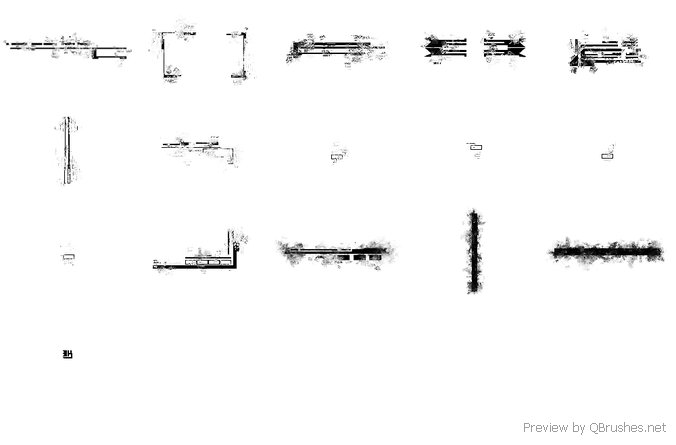 Grunge Tech Brushes