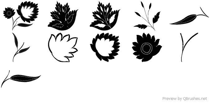 Flower Brush-3
