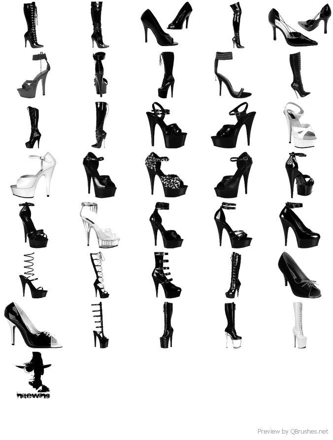 Boots brush set
