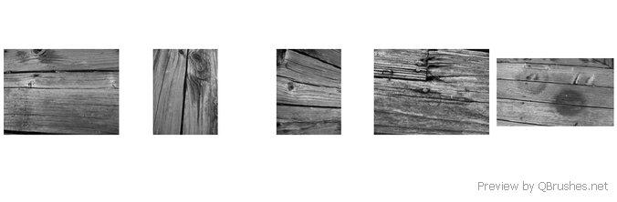 Grunge Wood Brushes