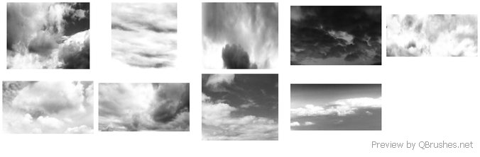 More Cloud Brushes