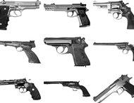 14 Gun brushes