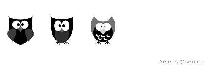 Little Hooty Owls