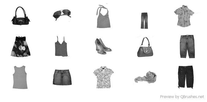 Dresses accessories