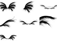 Wings brushes