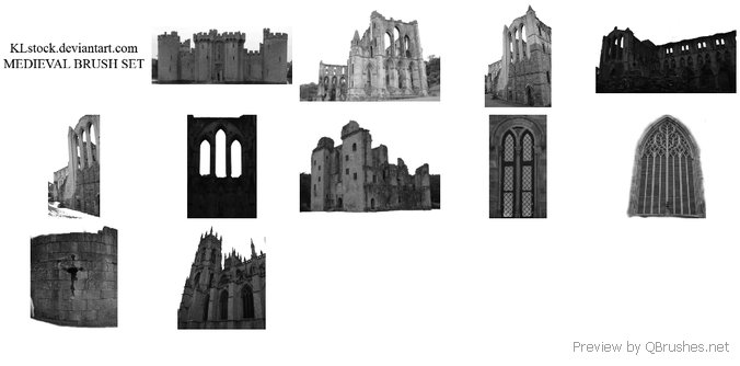 11 Medieval style