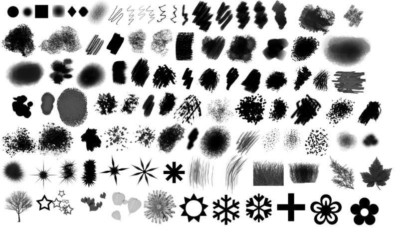 Adobe Brushes Pack