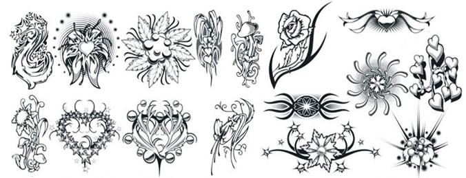 Hearts & Florals