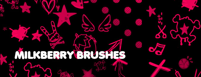 Milkyberry Brushes