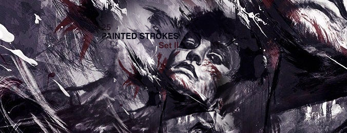 Painted Strokes HQ