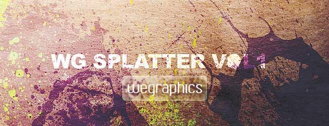 WG Splatter Vol1