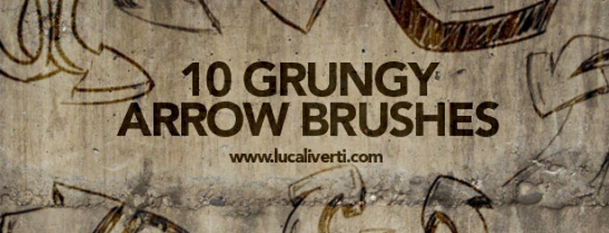 Arrow Brushes