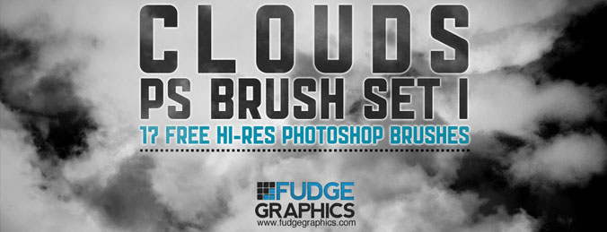Hi-Res Clouds Brushes