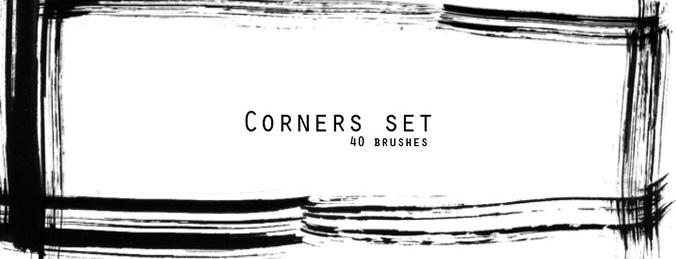 Corner Brushes