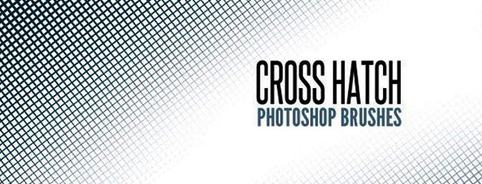 Cross Hatch Photoshop Brushes - Download | Qbrushes net