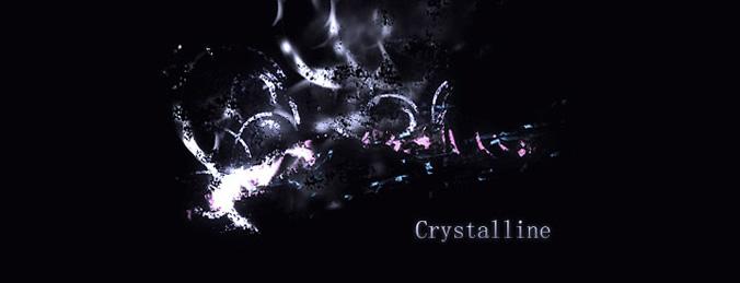 Crystalline Brush