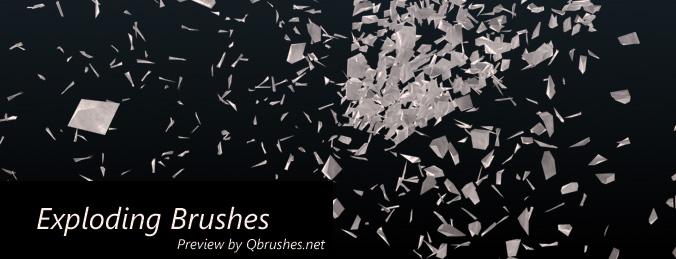Exploding Brushes