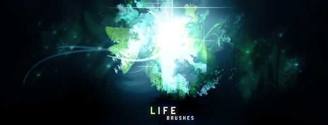 Life Brushes