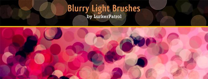 Light brushes